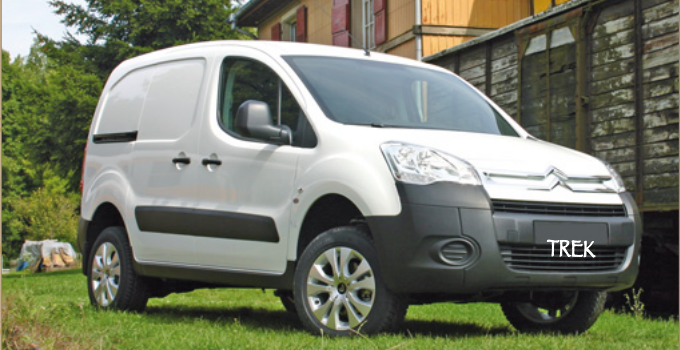 Berlingo Trek 2WD