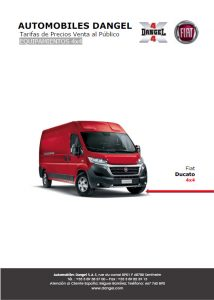 Fiat Ducato 4x4 by Dangel